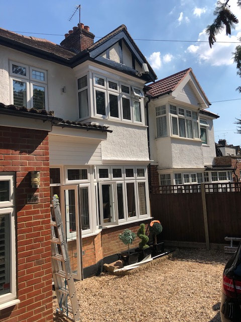 Exterior House Painting and Decorating in Stanmore