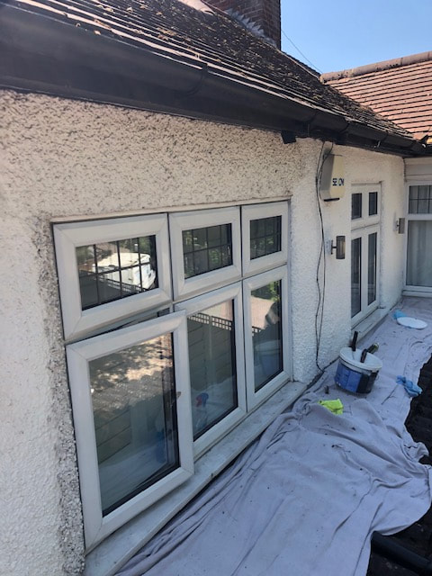 Exterior House Painting Stanmore