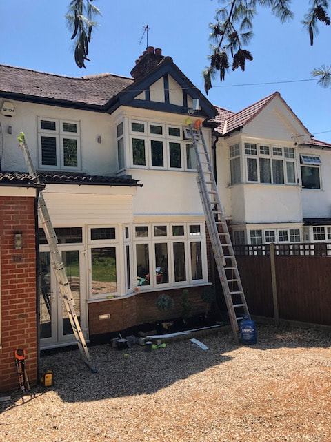 Exterior Painting and Decorating in Stanmore