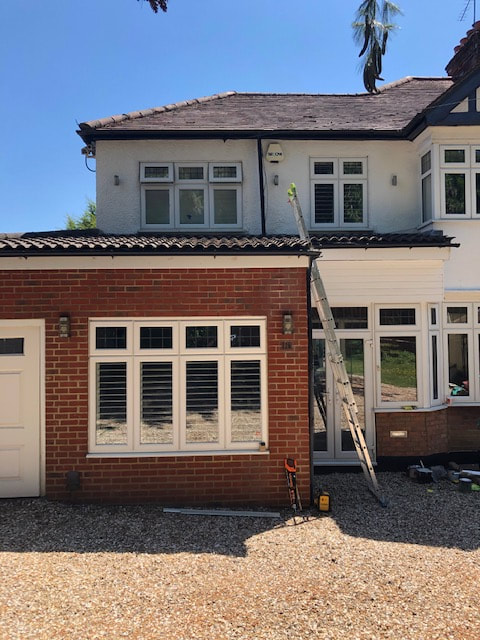 Exterior Painting and Decorating Stanmore